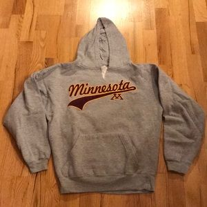 University of Minnesota hoodie
